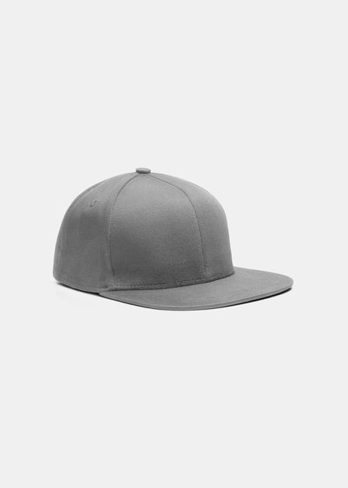 Grey Snapback